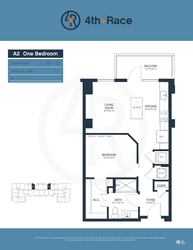 A2-One Bedroom